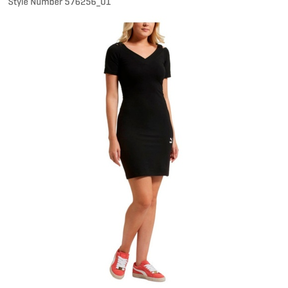 2f8c92b273f Puma Women s T7 Dress